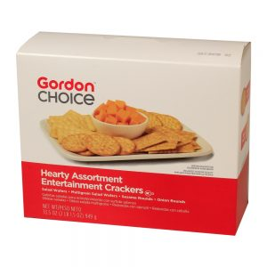 Assorted Entertainment Crackers
