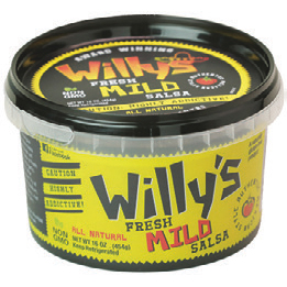 Willy's Mild Salsa