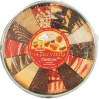 14-Slice Variety Cheesecake Pack