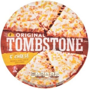 Tombstone Cheese Pizza