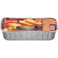 "Sara Lee 10"" Pound Cake"
