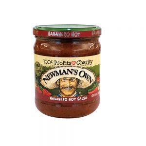 Newman's Own Salsa - Habanero Hot