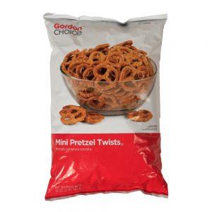 Mini Pretzel Twists or Sticks
