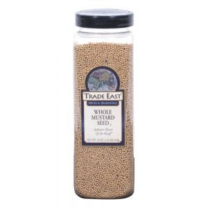 Whole Mustard Seed Spice