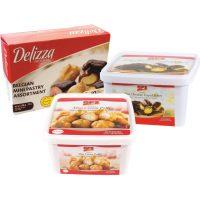Assorted Cream Puffs & Eclairs