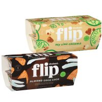 Chobani Flip Greek Yogurts