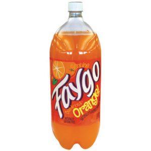 2-Liter Faygo Orange