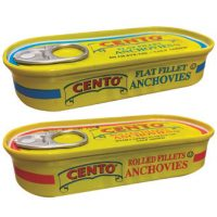 Cento Fillet Anchovies