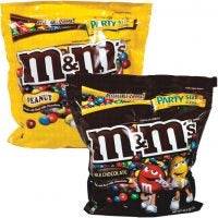 Peanut or Plain M&M's