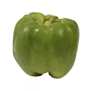 Extra Large Green Peppers