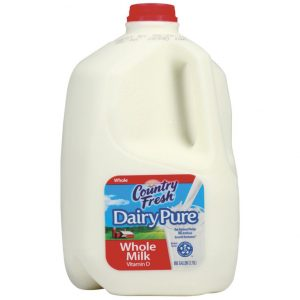 Dairy Pure White Milk