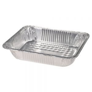 Half-Size Foil Steam Table Pans