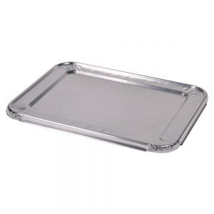 Half-Size Foil Pan Lid