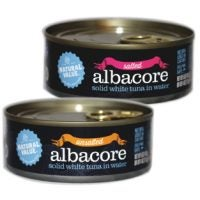 Natural Value Albacore Tuna