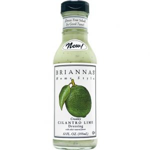 Briannas Creamy Cilantro Lime