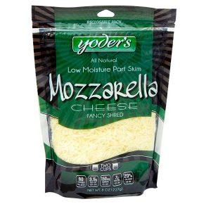 Shredded Cheese - Fancy Mozzarella