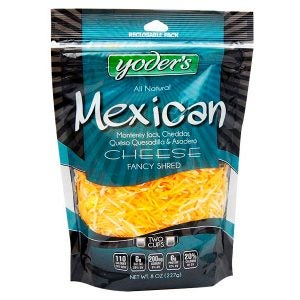 Shredded Cheese - Fancy Mexican