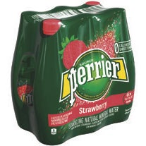 Perrier Strawberry Sparkling Water