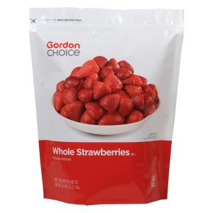 Whole Strawberries