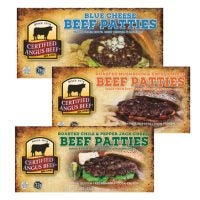 Angus Premium Beef Patties