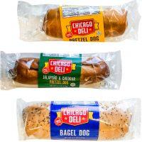 Chicago Deli Pretzel or Bagel Dogs