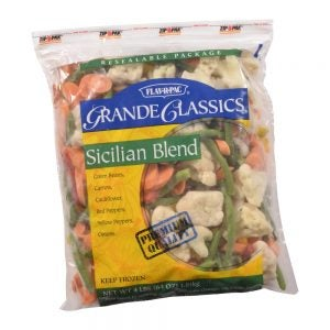 Sicilian Vegetable Blend