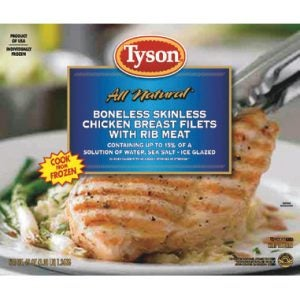 Tyson Chicken Breast
