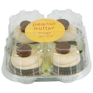 Sweet Street Filled Cupcakes Peanut Butter