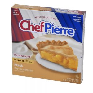 Chef Pierre Peach Pie