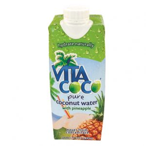 Vito Coco Coconut Water with Pineapple