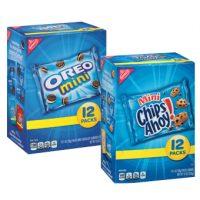 Nabisco Snack Packs