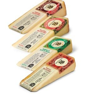 Sartori Cheese Wedges