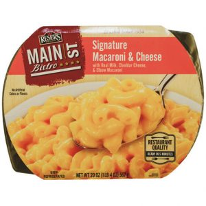 Reser Side Dishes Macaroni & Cheese