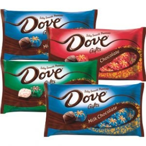Dove Assorted Holiday Chocolate Candy