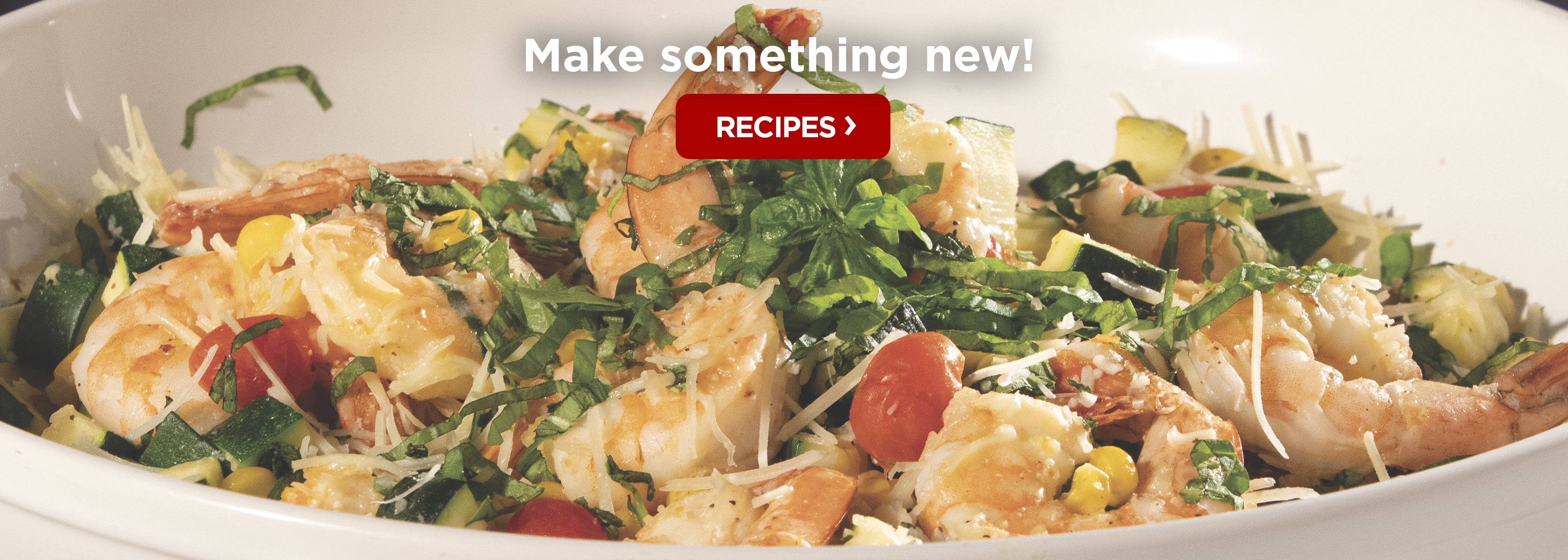 Make something new - Recipes
